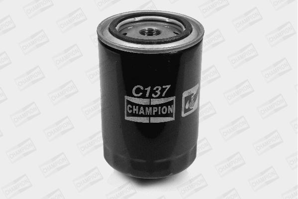 Ilustracja C137/606 CHAMPION filtr oleju