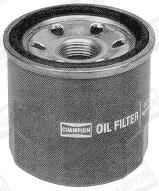 Ilustracja C138/606 CHAMPION filtr oleju