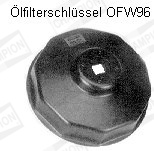 Ilustracja C145/606 CHAMPION filtr oleju