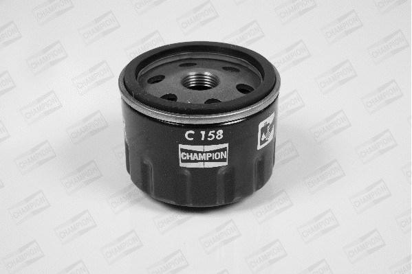 Ilustracja C158/606 CHAMPION filtr oleju
