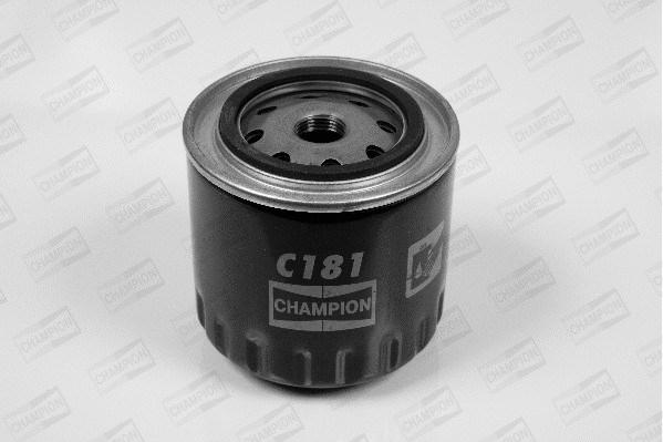 Ilustracja C181/606 CHAMPION filtr oleju
