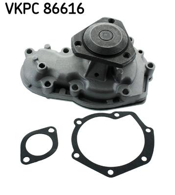 Ilustracja VKPC 86616 SKF pompa wodna