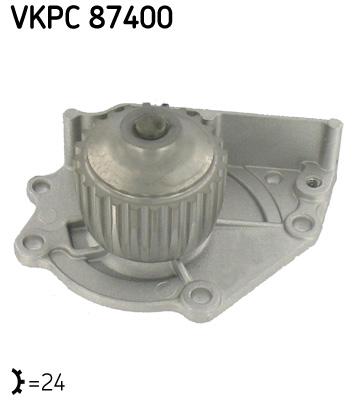 Ilustracja VKPC 87400 SKF pompa wodna