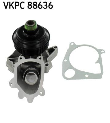 Ilustracja VKPC 88636 SKF pompa wodna