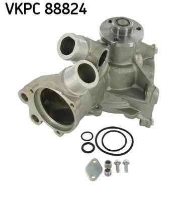 Ilustracja VKPC 88824 SKF pompa wodna