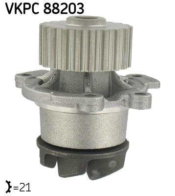 Ilustracja VKPC 88203 SKF pompa wodna