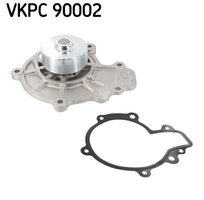 Ilustracja VKPC 90002 SKF pompa wodna