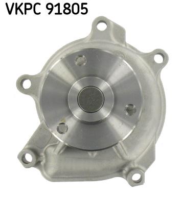 Ilustracja VKPC 91805 SKF pompa wodna