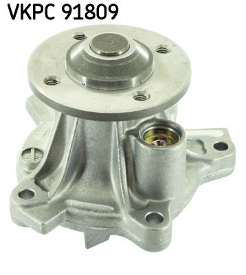 Ilustracja VKPC 91809 SKF pompa wodna