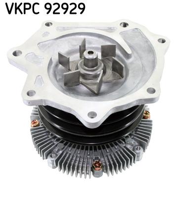 Ilustracja VKPC 92929 SKF pompa wodna