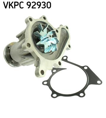 Ilustracja VKPC 92930 SKF pompa wodna