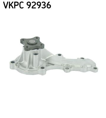 Ilustracja VKPC 92936 SKF pompa wodna