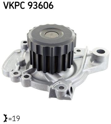 Ilustracja VKPC 93606 SKF pompa wodna