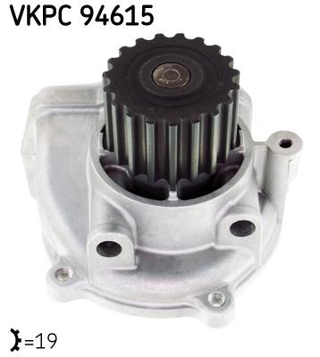 Ilustracja VKPC 94615 SKF pompa wodna
