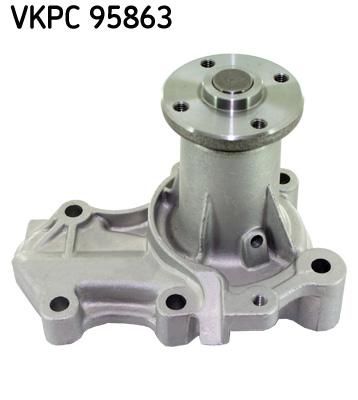 Ilustracja VKPC 95863 SKF pompa wodna