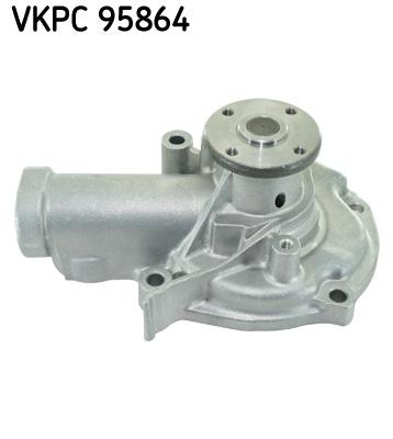 Ilustracja VKPC 95864 SKF pompa wodna