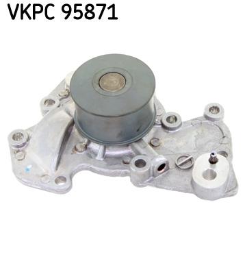 Ilustracja VKPC 95871 SKF pompa wodna