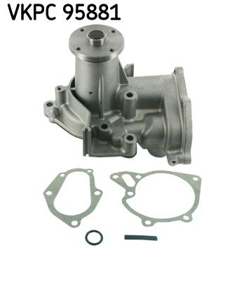 Ilustracja VKPC 95881 SKF pompa wodna