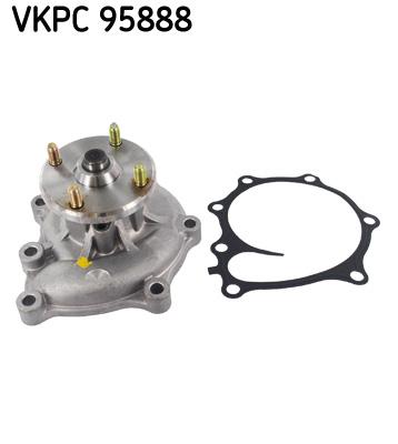 Ilustracja VKPC 95888 SKF pompa wodna
