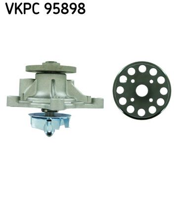 Ilustracja VKPC 95898 SKF pompa wodna