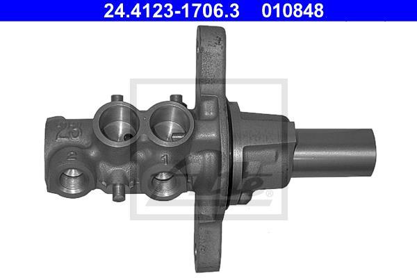 Ilustracja 24.4123-1706.3 ATE pompa hamulcowa