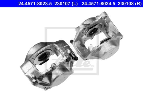 Ilustracja 24.4571-8024.5 ATE zacisk hamulca