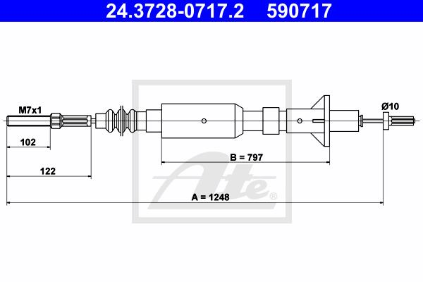 Ilustracja 24.3728-0717.2 ATE linka sprzęgła