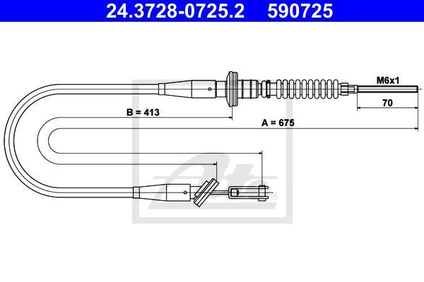 Ilustracja 24.3728-0725.2 ATE linka sprzęgła