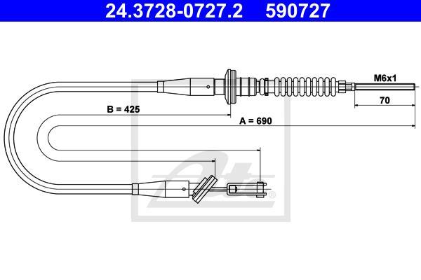 Ilustracja 24.3728-0727.2 ATE linka sprzęgła