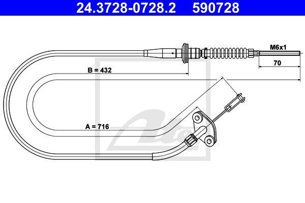 Ilustracja 24.3728-0728.2 ATE linka sprzęgła