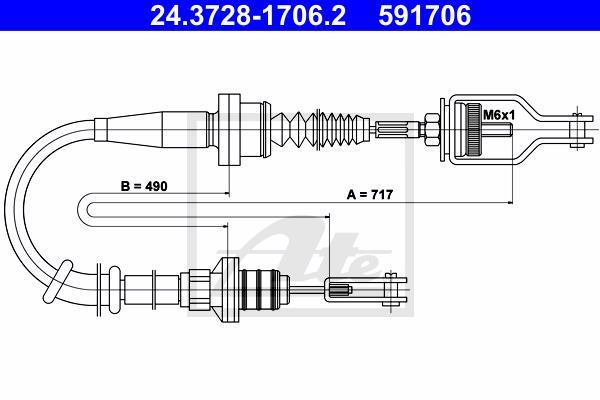 Ilustracja 24.3728-1706.2 ATE linka sprzęgła