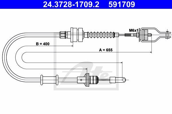 Ilustracja 24.3728-1709.2 ATE linka sprzęgła