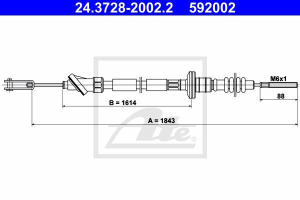 Ilustracja 24.3728-2002.2 ATE linka sprzęgła