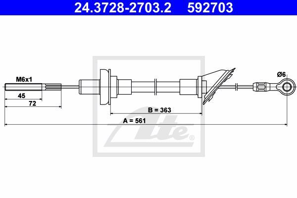 Ilustracja 24.3728-2703.2 ATE linka sprzęgła