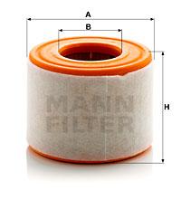 Ilustracja C 15 010 MANN-FILTER filtr powietrza