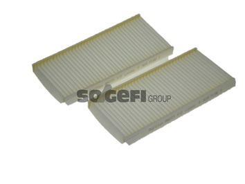Ilustracja AH273-2 PURFLUX filtr kabinowy