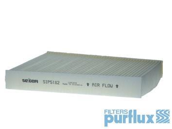 Ilustracja AH284 PURFLUX filtr kabinowy