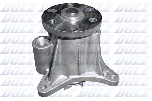 Ilustracja C139 DOLZ pompa wodna