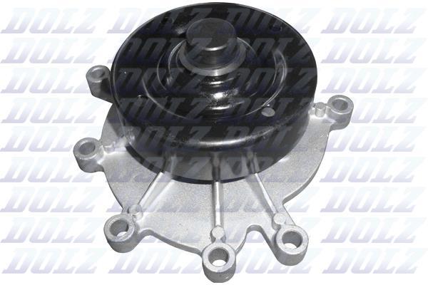 Ilustracja C146 DOLZ pompa wodna