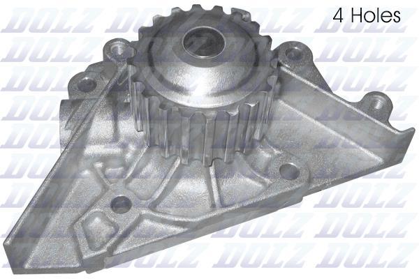 Ilustracja C154 DOLZ pompa wodna