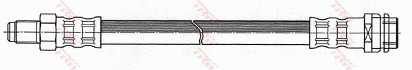 Ilustracja PHB520 TRW przewód hamulcowy elastyczny