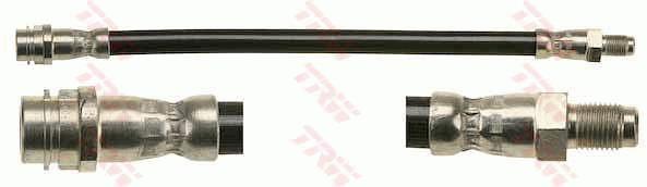 Ilustracja PHB521 TRW przewód hamulcowy elastyczny