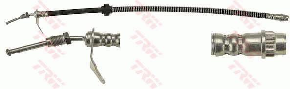 Ilustracja PHB539 TRW przewód hamulcowy elastyczny