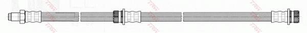 Ilustracja PHB548 TRW przewód hamulcowy elastyczny