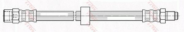 Ilustracja PHB561 TRW przewód hamulcowy elastyczny