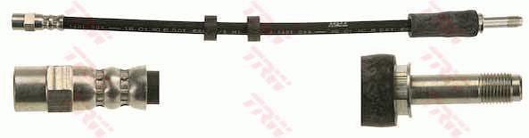 Ilustracja PHB566 TRW przewód hamulcowy elastyczny
