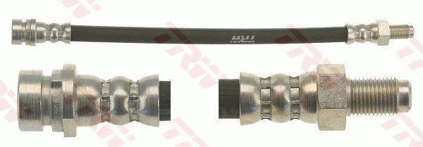 Ilustracja PHB631 TRW przewód hamulcowy elastyczny