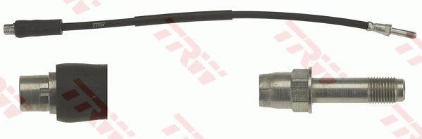 Ilustracja PHB654 TRW przewód hamulcowy elastyczny