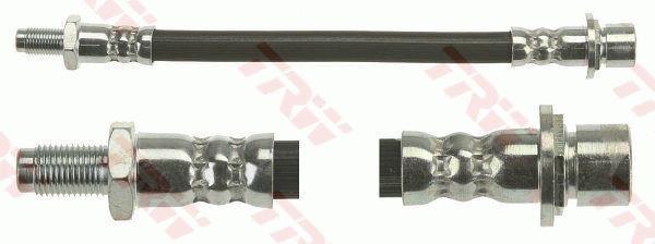 Ilustracja PHB659 TRW przewód hamulcowy elastyczny