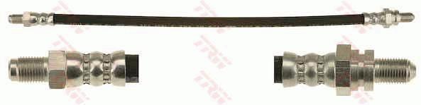 Ilustracja PHC542 TRW przewód hamulcowy elastyczny